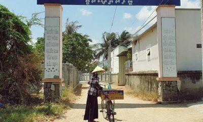 Ninh Thuận: Cách ly thôn Văn Lâm 3 – Nơi cư trú của bệnh nhân nhiễm COVID-19 thứ 61 | The Thaiger