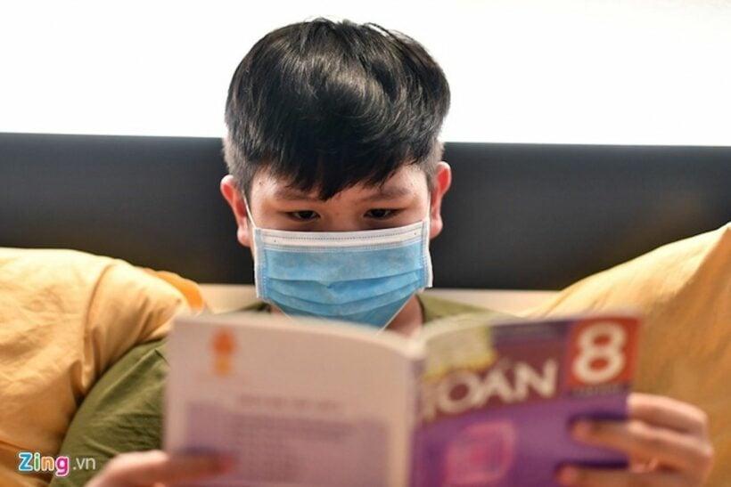 Hà Nội: Học sinh lớp 9 và 12 học trực tuyến qua truyền hình | The Thaiger