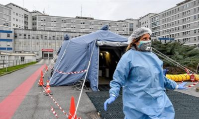 Số ca nhiễm corona và tử vong ở Italia vượt Trung Quốc | The Thaiger