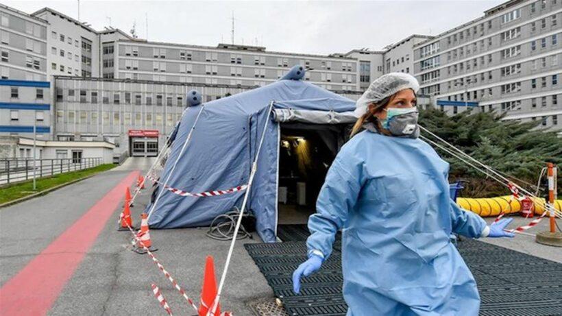 Số ca nhiễm corona và tử vong ở Italia vượt Trung Quốc   Thaiger