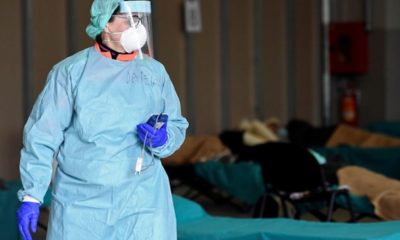 Italia có số ca nhiễm Covid-19 tăng vọt gần 3.500 ca trong ngày | The Thaiger