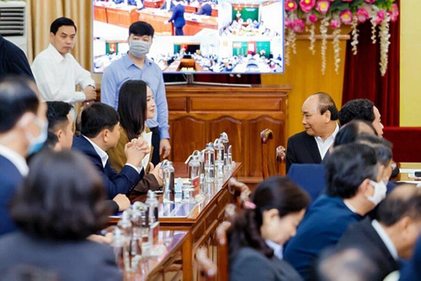 Hoa hậu Mai Phương Thúy đại diện doanh nghiệp trao 20 tỷ đồng cho chính phủ chống dịch COVID-19 | News by Thaiger