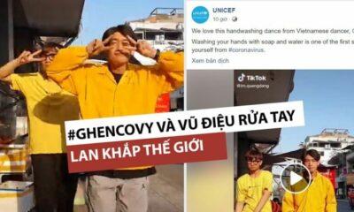 'Vũ điệu rửa tay' và ca khúc 'Ghen cô Vy' phòng virus corona nổi tiếng khắp báo nước ngoài | Thaiger