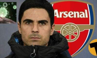 Huấn luyện viên trưởng của Arsenal Mikel Arteta đã xét nghiệm dương tính với Corona Virus | The Thaiger