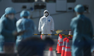 Khách Nhật Bản quá cảnh Tân Sơn Nhất – TP. HCM nhiễm virus corona khiến ít nhất 70 người bị cách ly   Thaiger