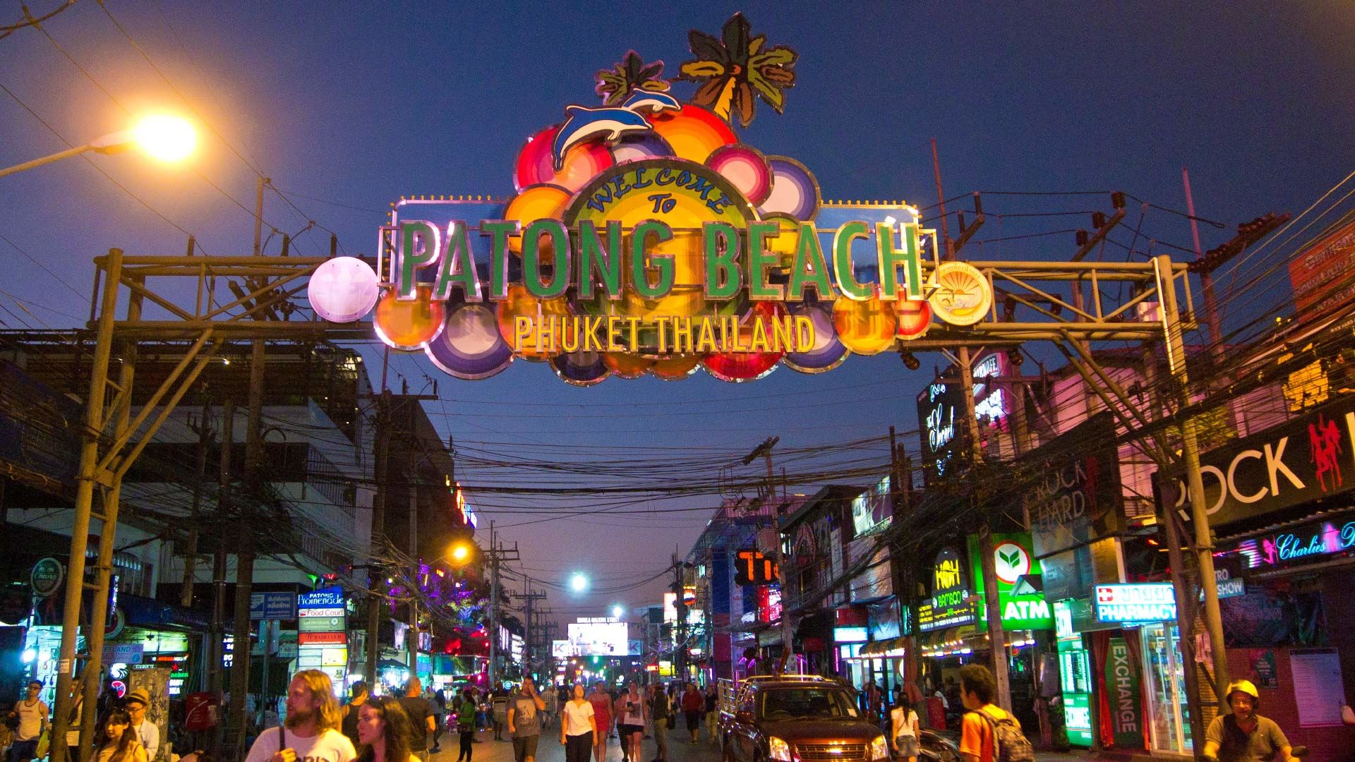 Phuket's bars and entertainment industry closes up shop | Thaiger