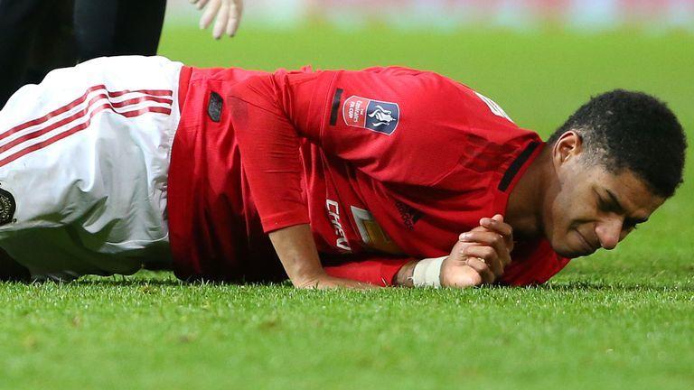 Pep Guardiola: Tôi ước Marcus Rashford có thể ra sân trong trận derby thành Manchester | News by Thaiger