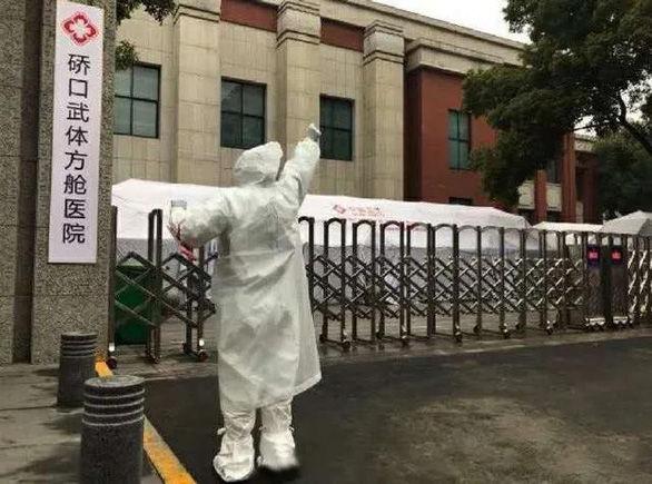 Bệnh viện dã chiến ở Vũ Hán đóng cửa hoàn thành sứ mệnh chống virus corona   News by Thaiger