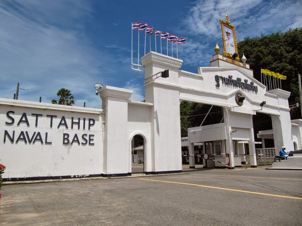 """59 """"little ghosts"""" quarantined at Chon Buri naval base 