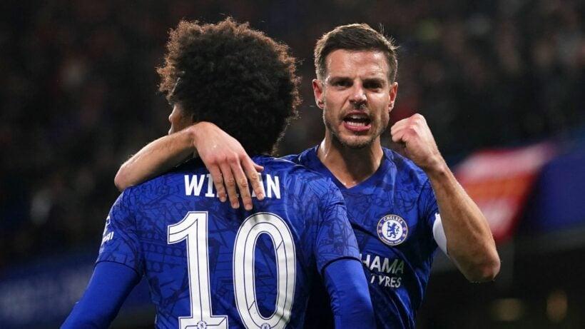 Chelsea đánh bại Liverpool để tiến vào Tứ kết FA Cup | News by Thaiger