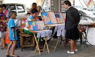 April Thai lottery postponed   Thaiger