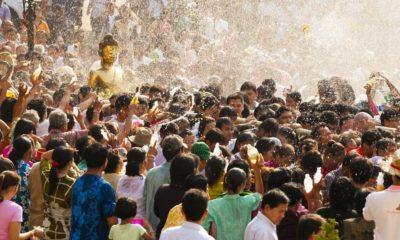 Tourism officials ponder moving Songkran to July, boosting domestic tourism | Thaiger