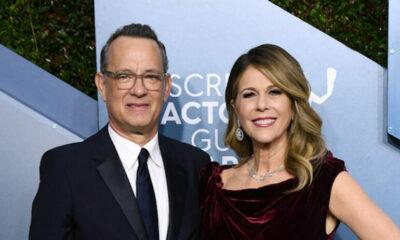 Vợ chồng sao Hollywood Tom Hanks và Rita Wilson nhiễm virus corona | Thaiger