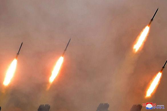 Triều Tiên tập trận ngay giữa mùa corona | News by Thaiger