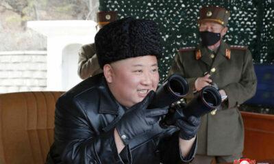 Triều Tiên tập trận ngay giữa mùa corona   Thaiger