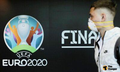 EURO 2020 chính thức hoãn 1 năm | The Thaiger