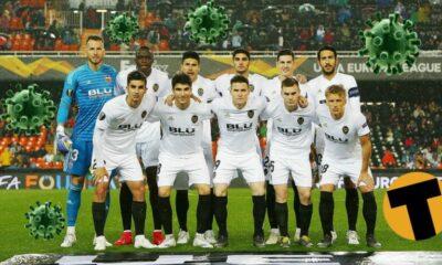 Tin nóng: Valencia có thêm 2 cầu thủ và 2 nhân viên dương tính với Covid-19 | The Thaiger