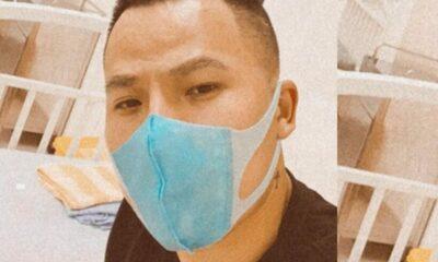 Mất 3 giờ vận động Vũ Khắc Tiệp đi cách ly và còn chê khu cách ly ngột ngạt | The Thaiger