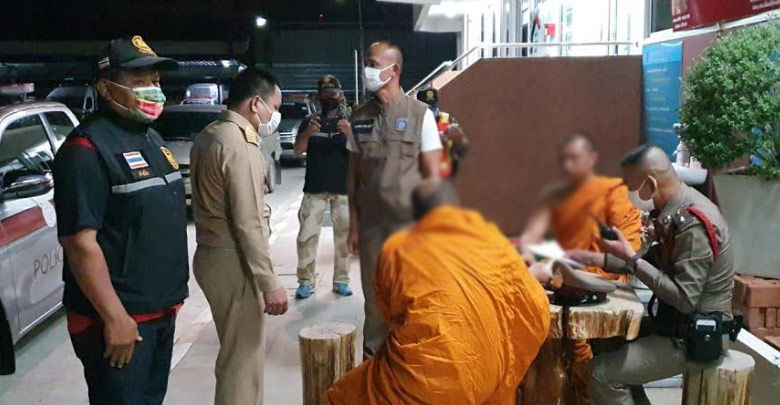 2 drunk monks arrested in north east | News by Thaiger