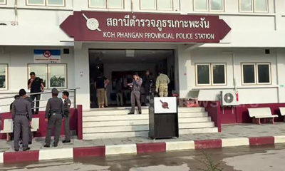 Foreigners arrested for holding noisy party on Koh Phangan | The Thaiger
