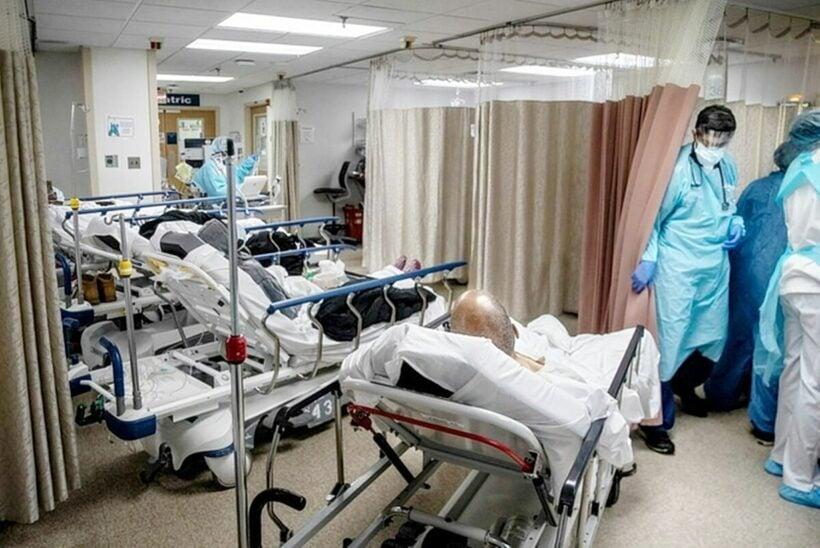 Covid-19: Ớn lạnh, đau họng là triệu chứng nhiễm virus corona | The Thaiger