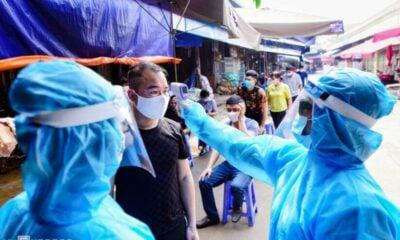 Cập nhật tình hình COVID-19 tại Việt Nam (Chiều T7 18/4): Không có ca nhiễm nCoV mới, tổng số ca là 268 người | The Thaiger