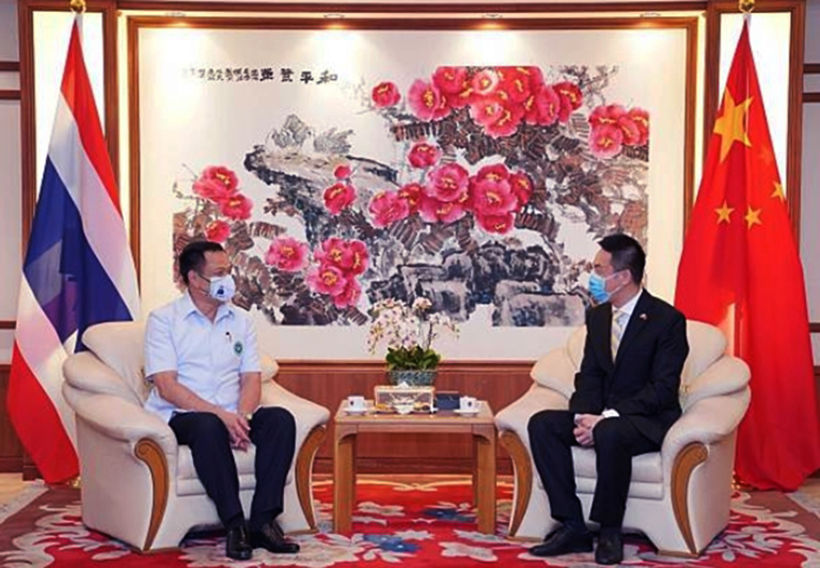 Thailand imports chemicals from China to commence local production of antivirals | Thaiger