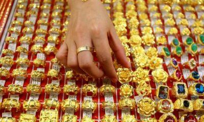 Giá vàng tăng chóng mặt, tiến gần mức 49 triệu đồng/ lượng | Thaiger