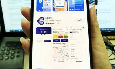 COVID-19: Ứng dụng NCOVI đạt gần 6,5 triệu lượt tải về chỉ sau 1 tháng | Thaiger