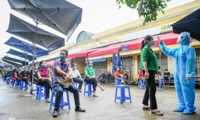 Cập nhật tình hình COVID-19 tại Việt Nam (Chiều CN 19/4): Không ghi nhận thêm ca nhiễm nCoV, tổng bệnh nhân là 268 người | The Thaiger