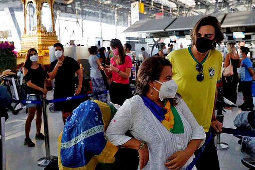 Suvarnabhumi poised to re-open to limited domestic scheduled flights this Friday | Thaiger