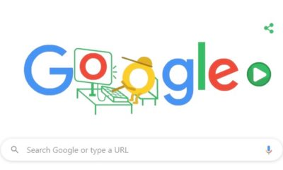 Thư giãn những ngày ở nhà cách ly cùng hình tượng trưng Google Doodle   The Thaiger