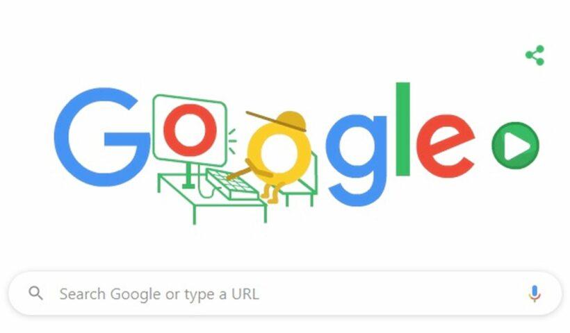 Thư giãn những ngày ở nhà cách ly cùng hình tượng trưng Google Doodle | Thaiger