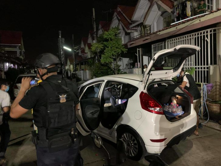 Samut Prakarn shooting leads to one fatality | News by Thaiger