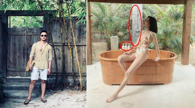 Bích Phương cùng Shark Khoa chăm chỉ tương tác trên mạng xã hội. Liệu cặp đôi đang hẹn hò?   News by Thaiger