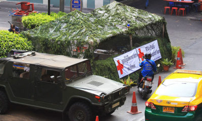 Royal Thai Army are to monitor night curfew nationwide | Thaiger