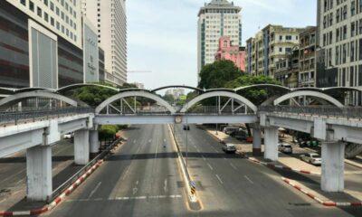 Yangon applies curfew despite low reported case | Thaiger
