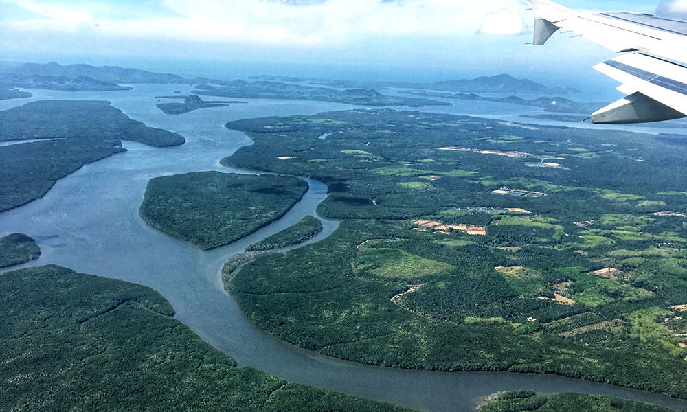 Krabi and Phang Nga issue lockdown orders   Thaiger