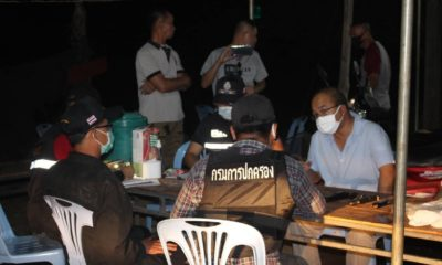 Village headman fires 8 bullets into an officer at a check point in northern Thailand | The Thaiger