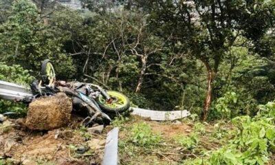 Vĩnh Phúc: Ô tô lao xuống vực sâu, 4 người tử vong | The Thaiger