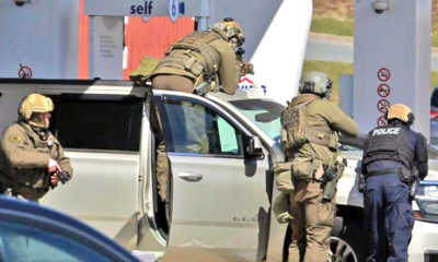 At least 18 dead in Canada's worst-ever mass shooting | The Thaiger