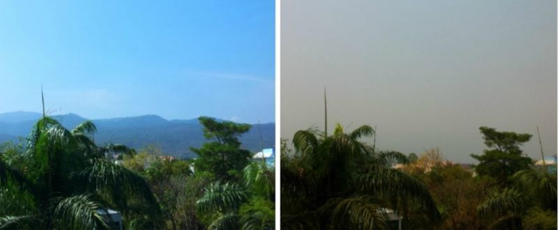 Chiang Mai still struggling for some fresh air | News by Thaiger