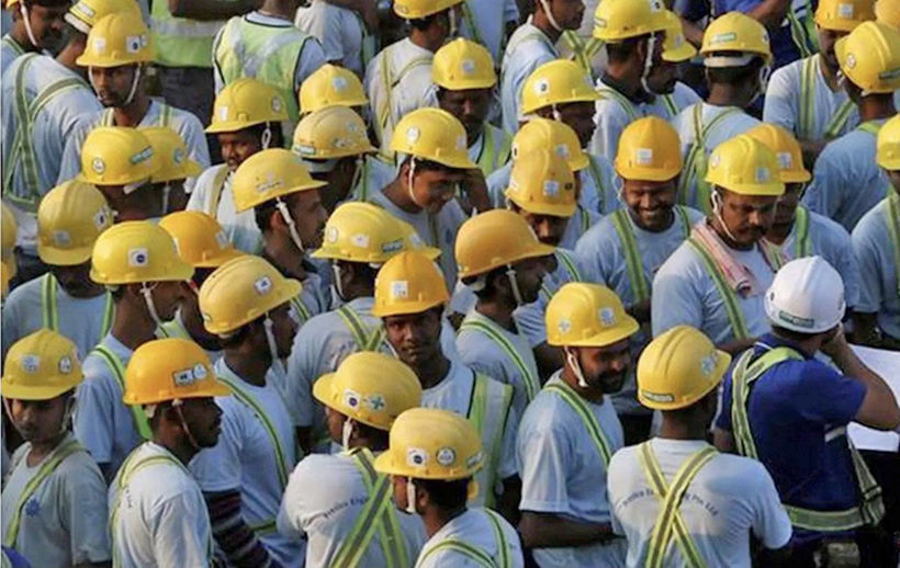 320,000 of Singapore's migrant workers living in Covid-19 limbo | News by Thaiger
