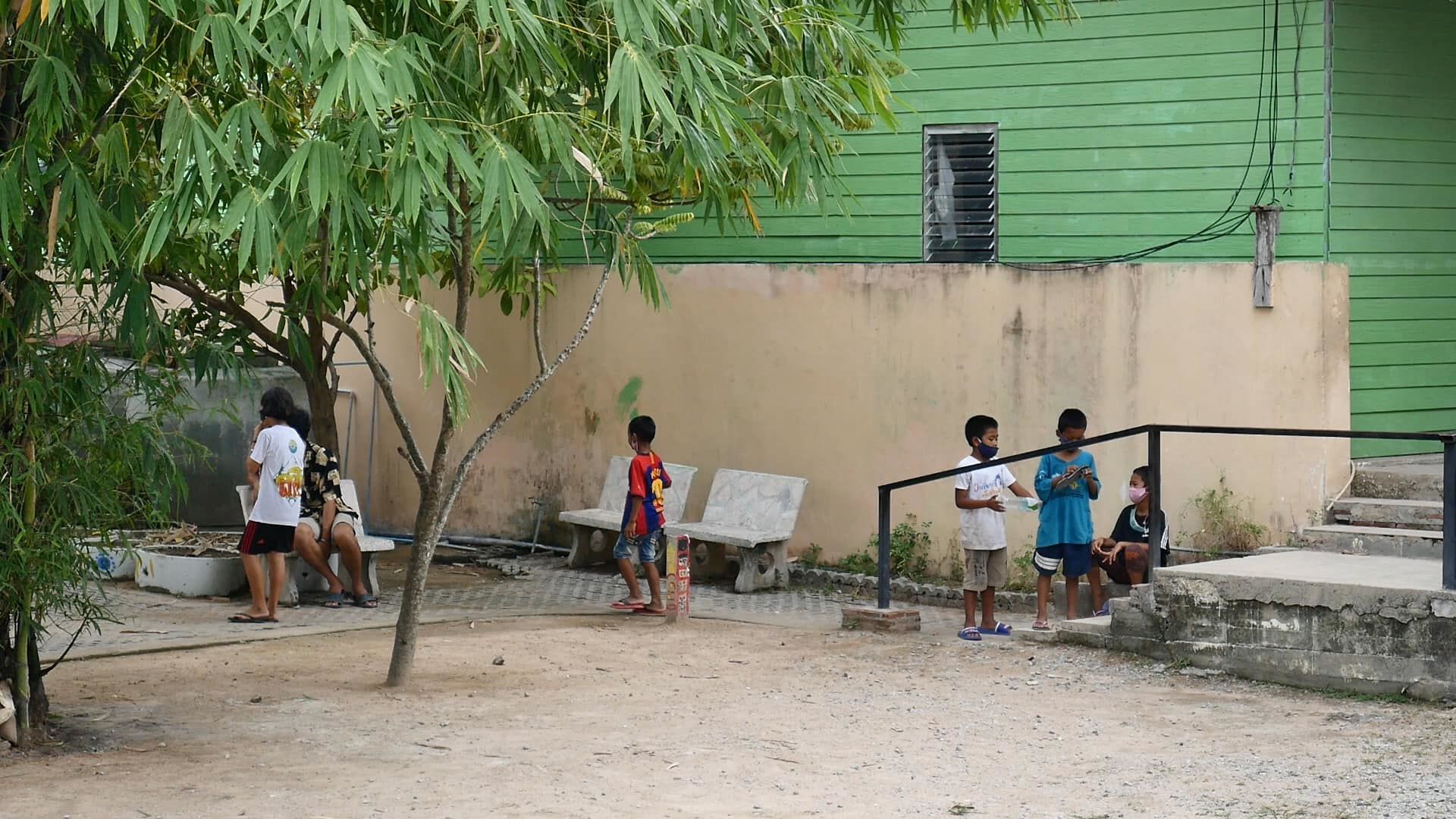Chon Buri centre for abused and trafficked children struggles amid Covid crisis   News by Thaiger