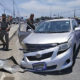 Car thief rammed as the owners take matters into their own hands | Thaiger