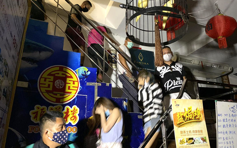 Illegal Chinese casino in Pattaya operating after curfew - VIDEO | News by Thaiger