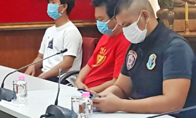 """Arrests in Chiang Mai for """"sextortion"""", child porn 