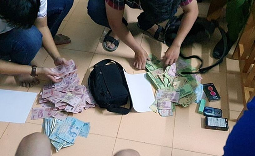 Quảng Ngãi: Hai tên cướp ngân hàng Vietcombank bị bắt | News by Thaiger