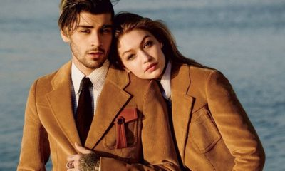 Siêu mẫu Gigi Hadid mang thai 5 tháng với bạn trai Zayn Malik | Thaiger