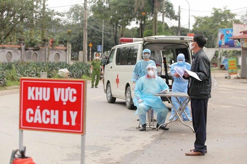 Tình hình Covid-19: Khoảng 11.000 người dân ở Hạ Lôi sẽ được xét nghiệm nCoV | Thaiger